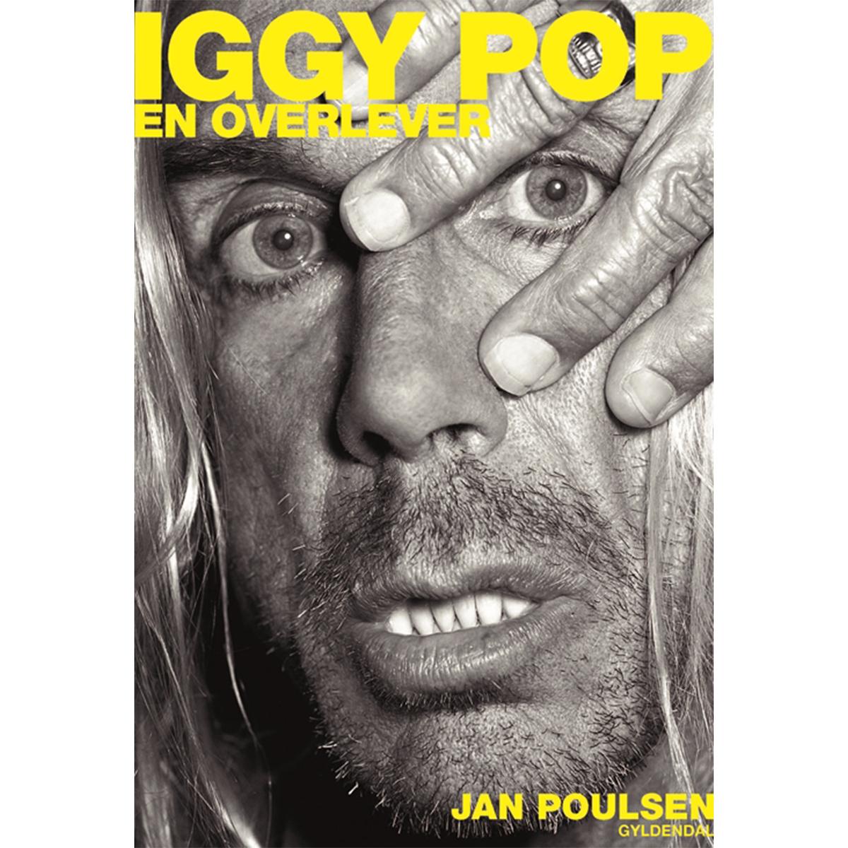 Iggy Pop - en overlever - Hæftet