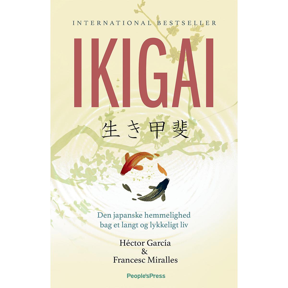 Image of   Ikigai - Hæftet