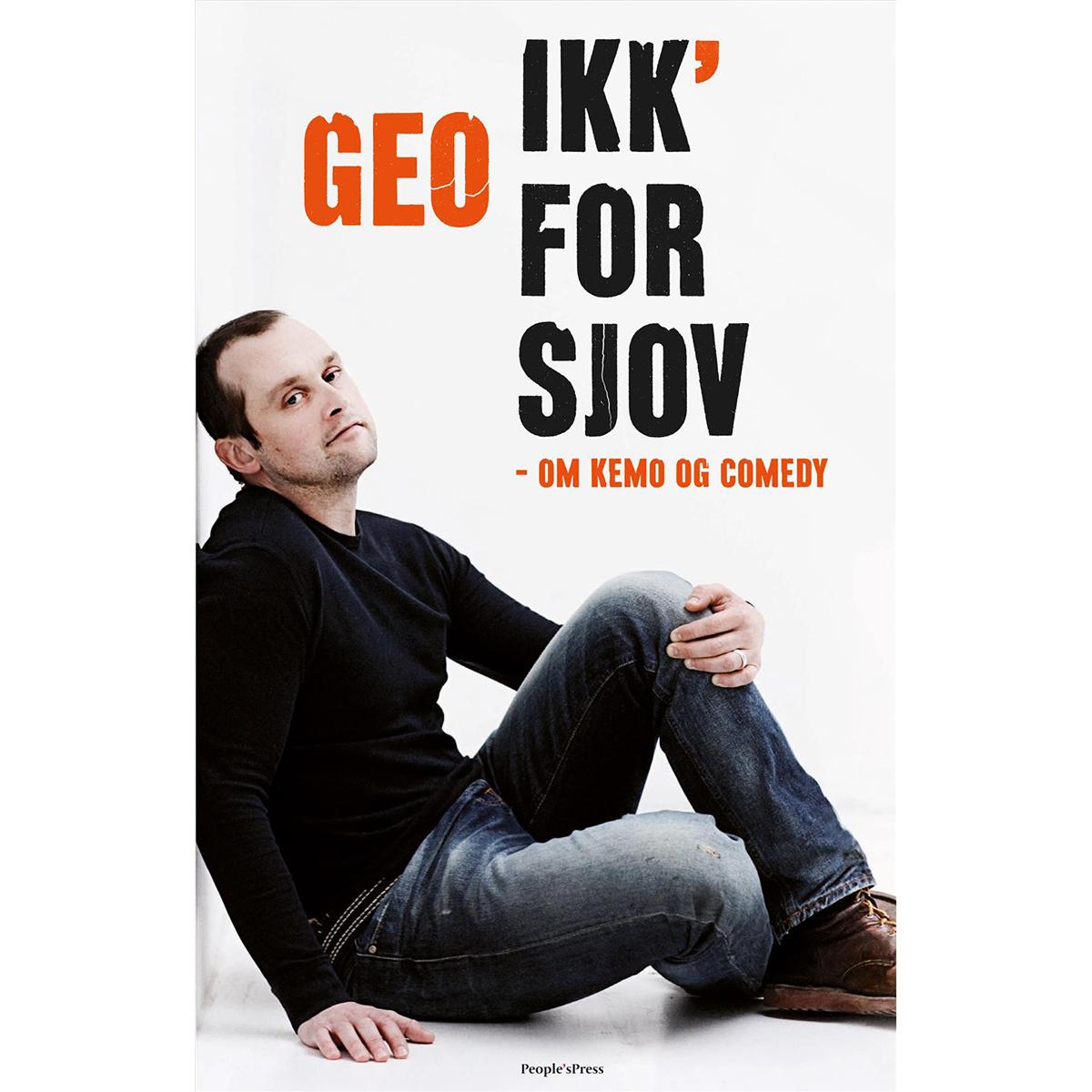 Ikk for sjov - Om kemo og comedy - Paperback