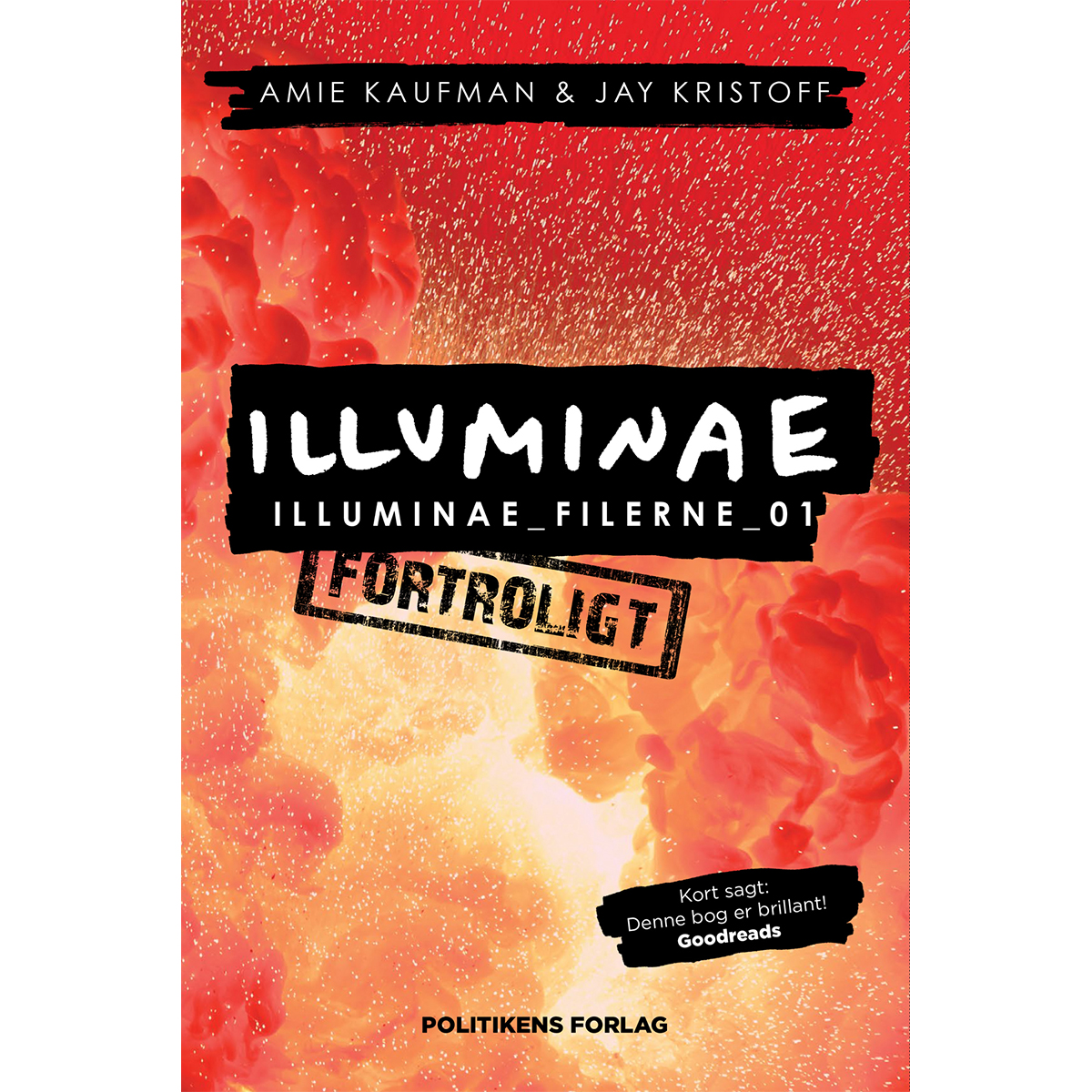 Illuminae - Hæftet