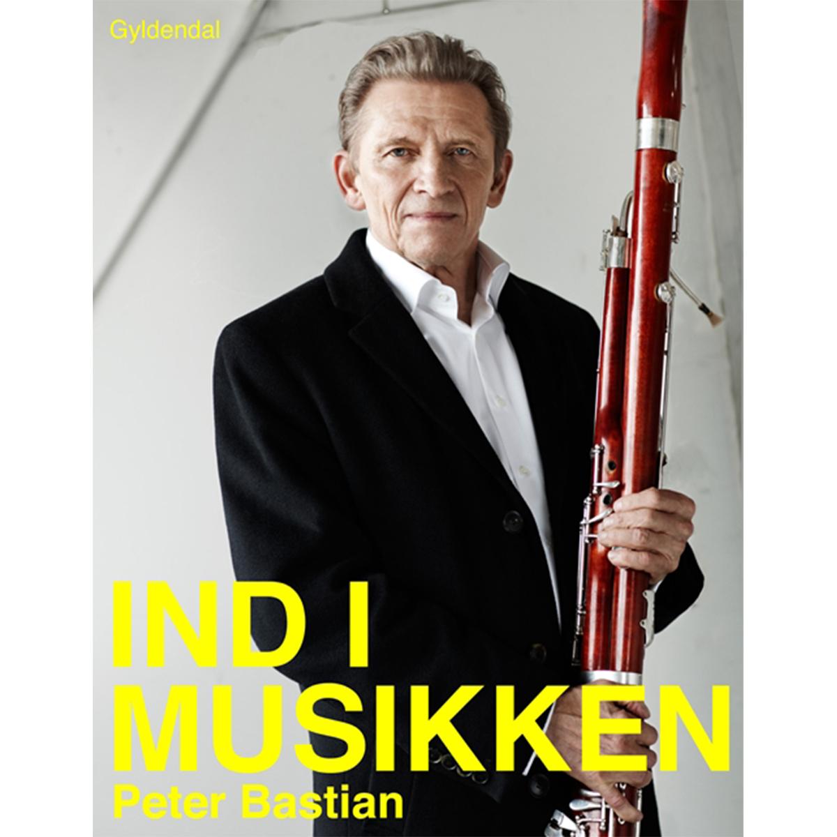 Ind i musikken - en bog om musik og bevidsthed - Indbundet