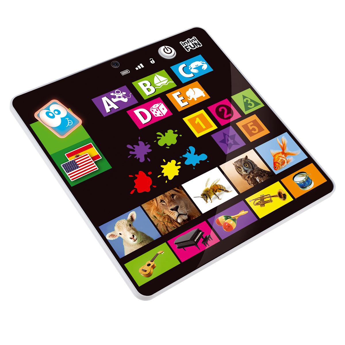 Image of   Infinifun legetøjstablet - Min første tablet