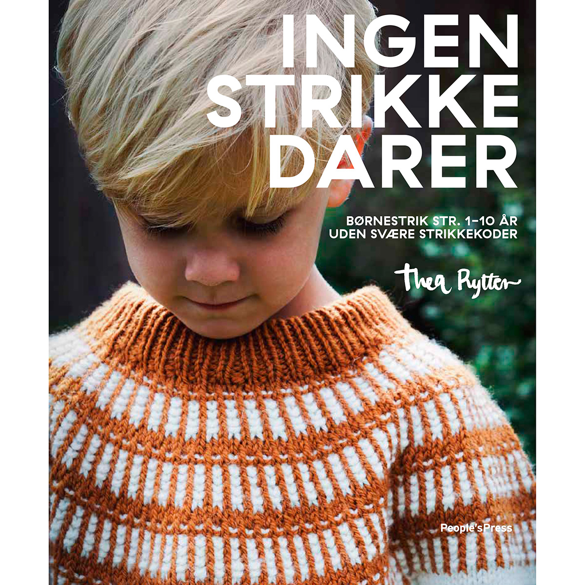 Image of   Ingen strikkedarer - Hardback