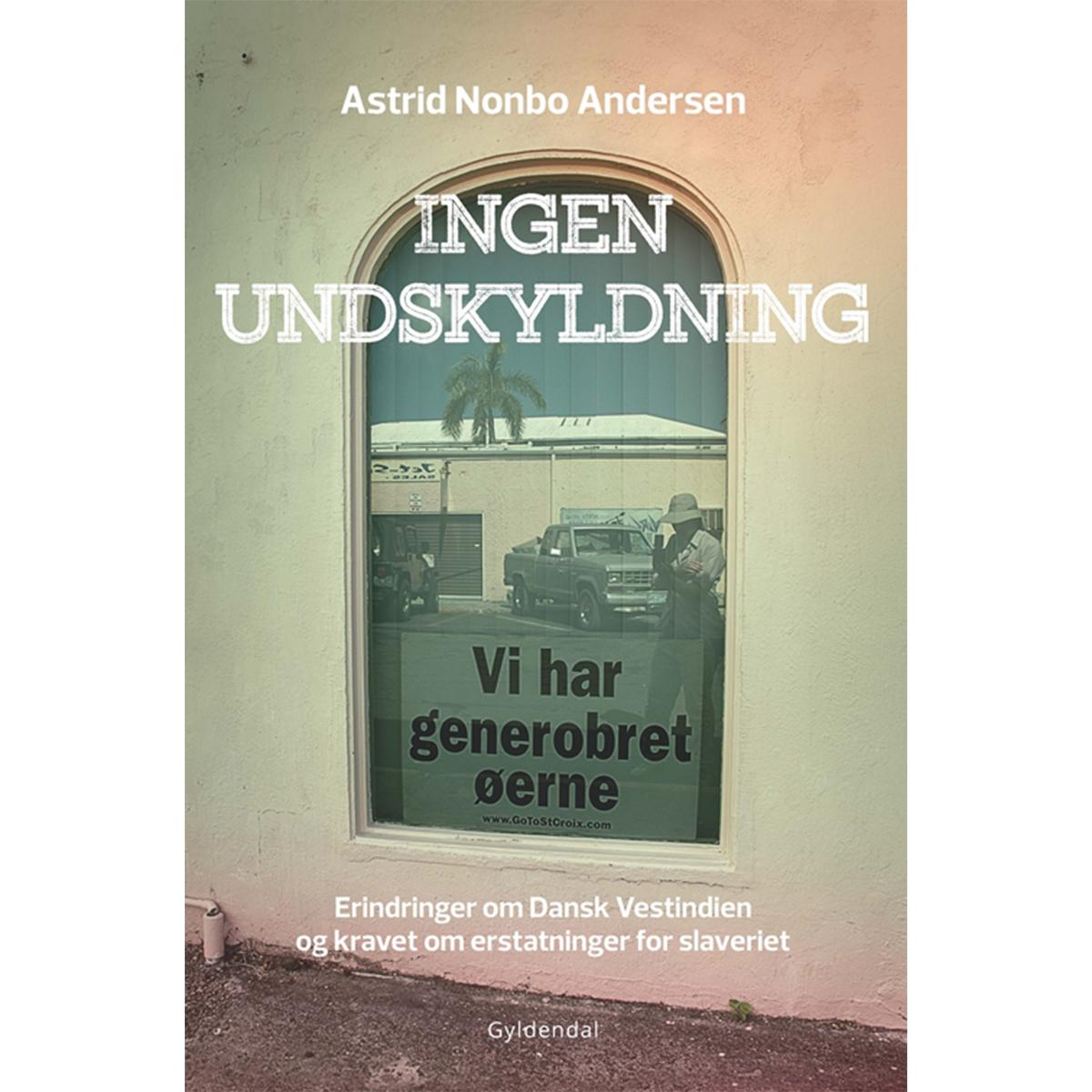 Image of   Ingen undskyldning - Hæftet