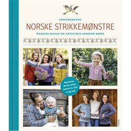 Image of   Inspirerende norske strikkemønstre - Hardback