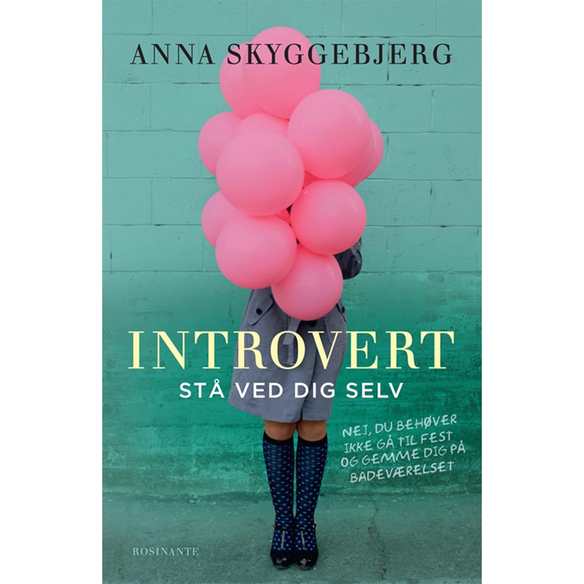 Image of   Introvert - stå ved dig selv - Hæftet