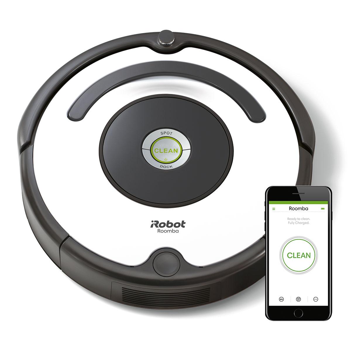 iRobot robotstøvsuger - Roomba 675