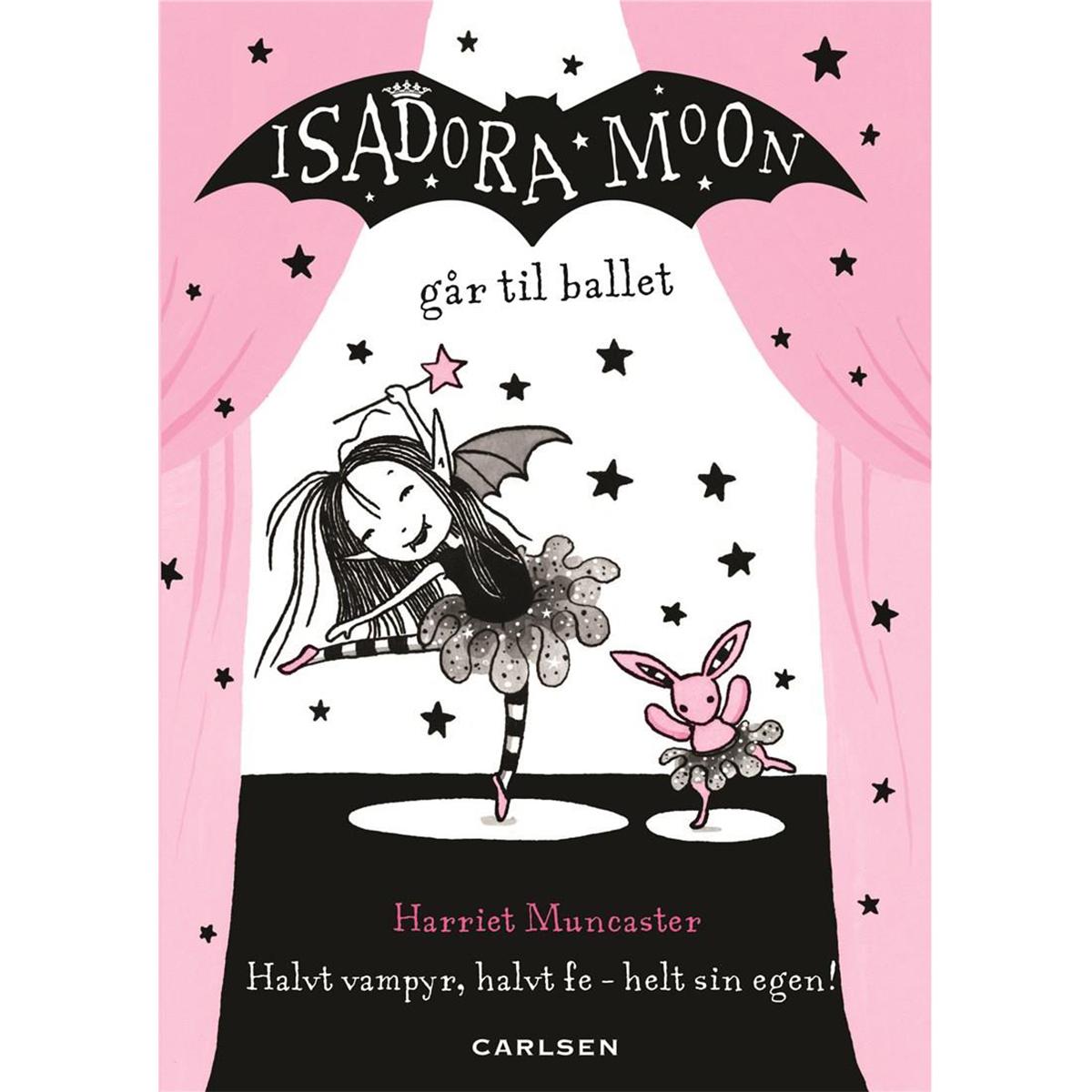 Image of   Isadora Moon går til ballet - Hardback