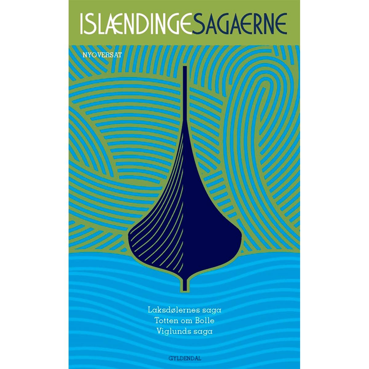 Image of   Islændingesagaerne - Bind 2 - Hæftet