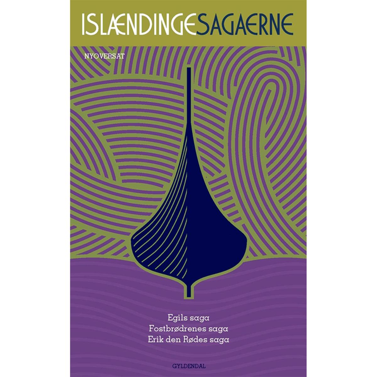 Image of   Islændingesagaerne - Bind 3 - Hæftet