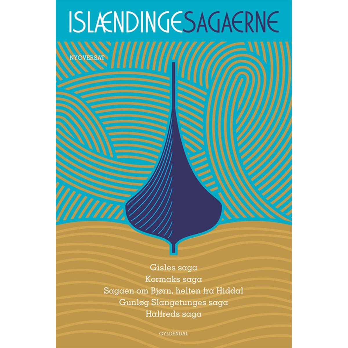 Image of   Islændingesagaerne - Bind 4 - Hæftet