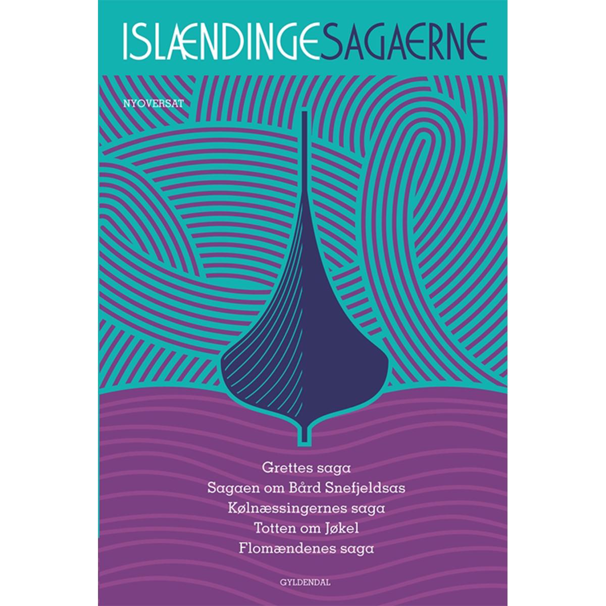 Image of   Islændingesagaerne - Bind 5 - Hæftet