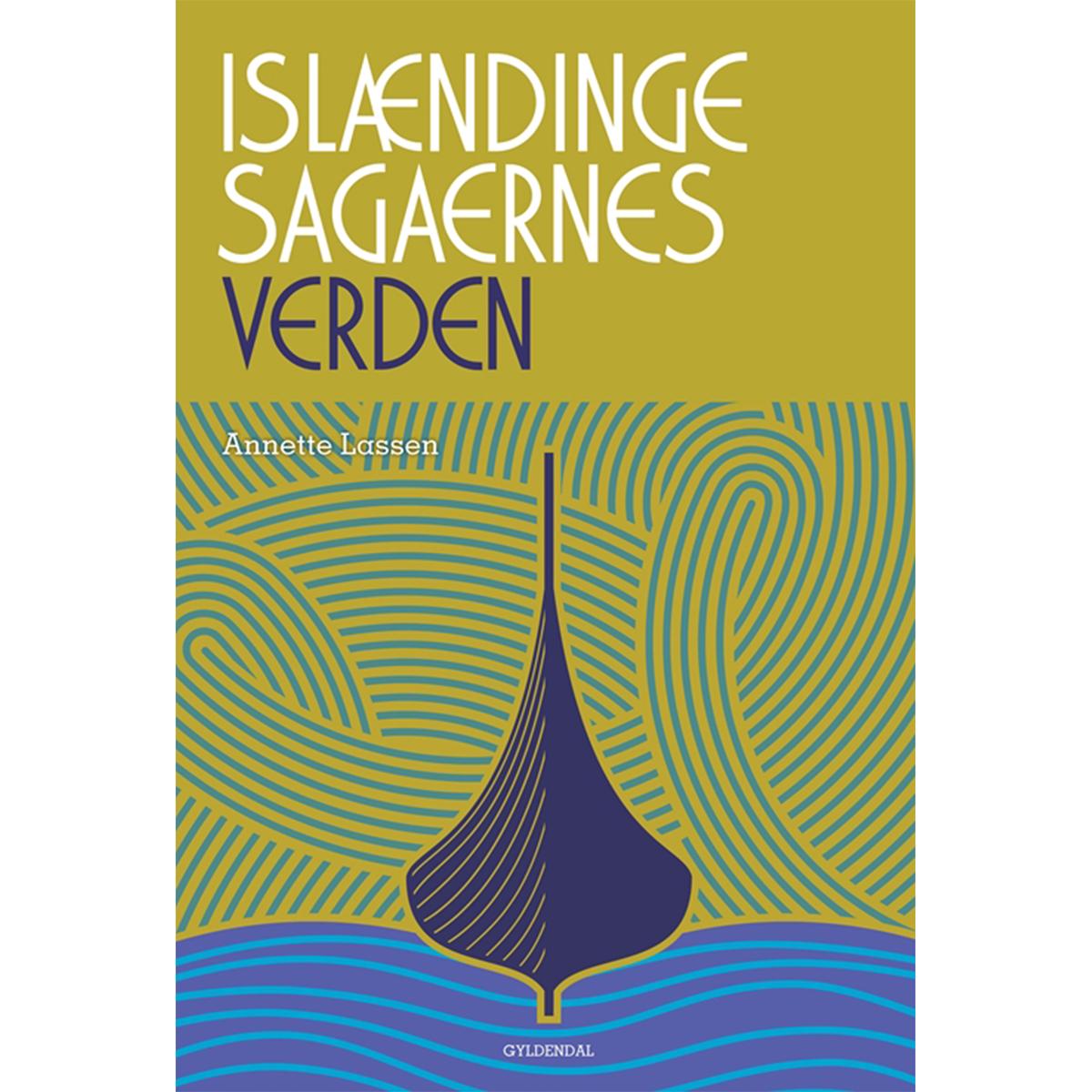 Image of   Islændingesagaernes verden - Introduktionsbog - Hæftet