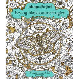 Image of   Ivy og blæksommerfuglen - Hæftet