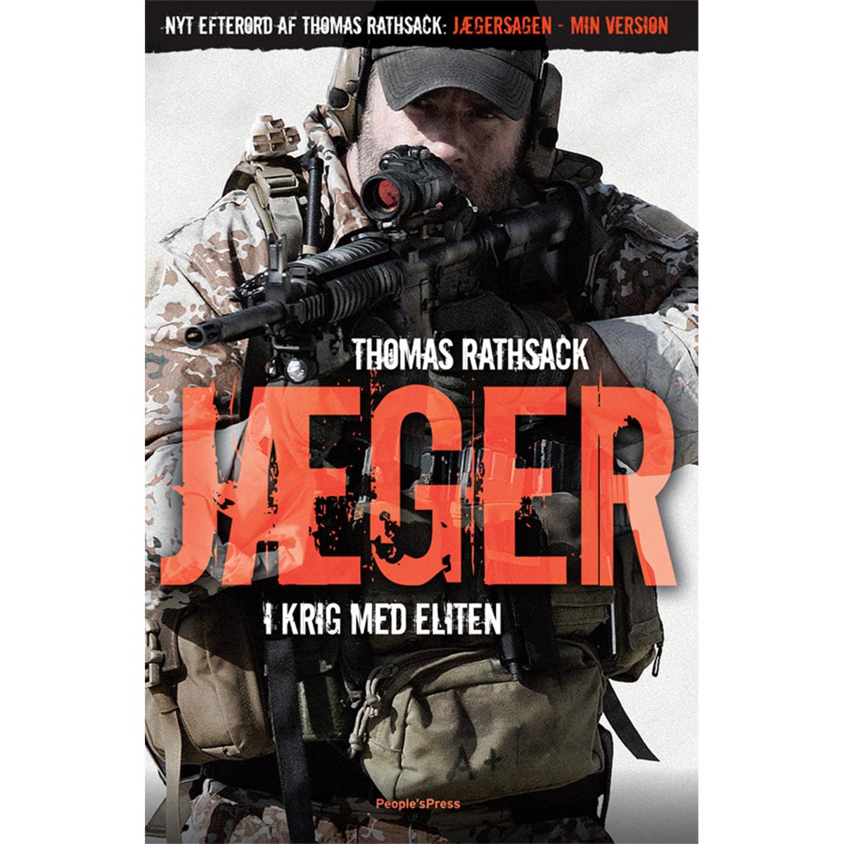 Jæger - i krig med eliten - Paperback