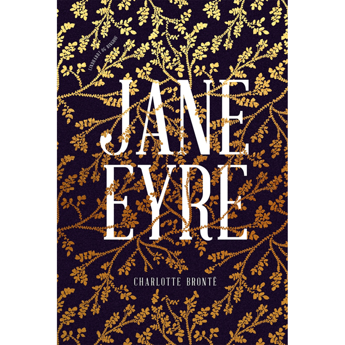 Image of   Jane Eyre - Hæftet