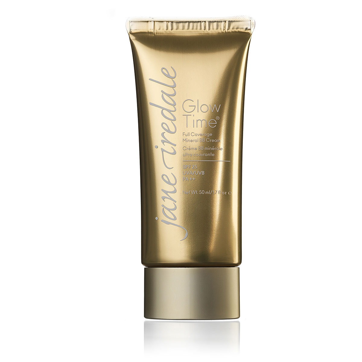 Jane Iredale Glow Time Full Coverage Mineral BB Cream SPF25 Glow Time BB3