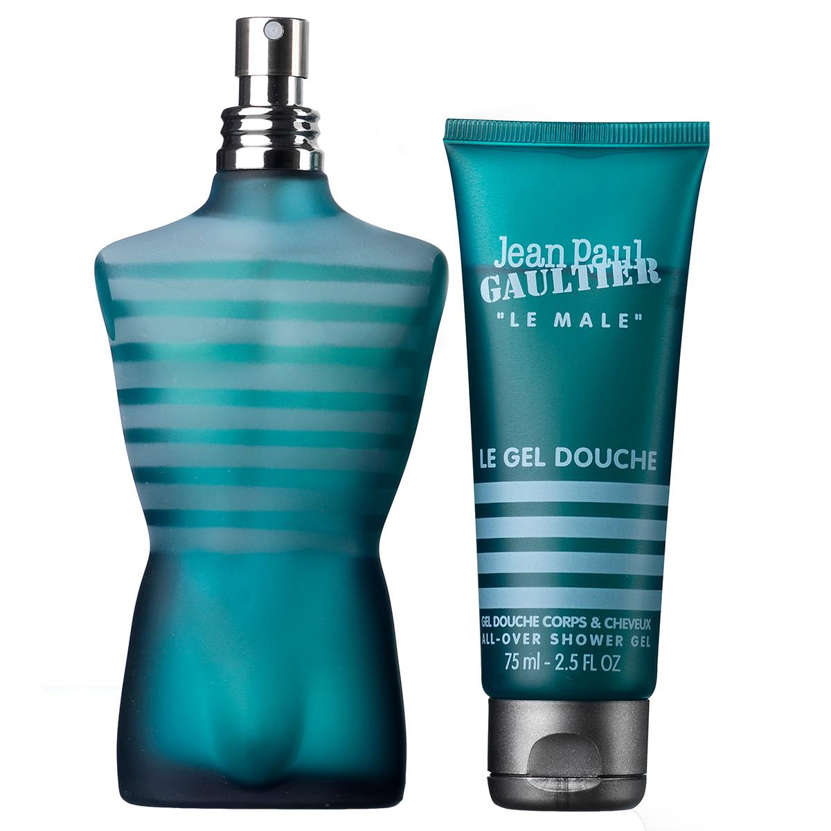 Jean Paul Gaultier gaveæske - EdT 125 ml + showergel 75 ml