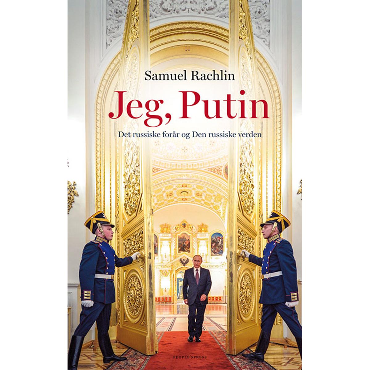 Image of   Jeg, Putin - Indbundet