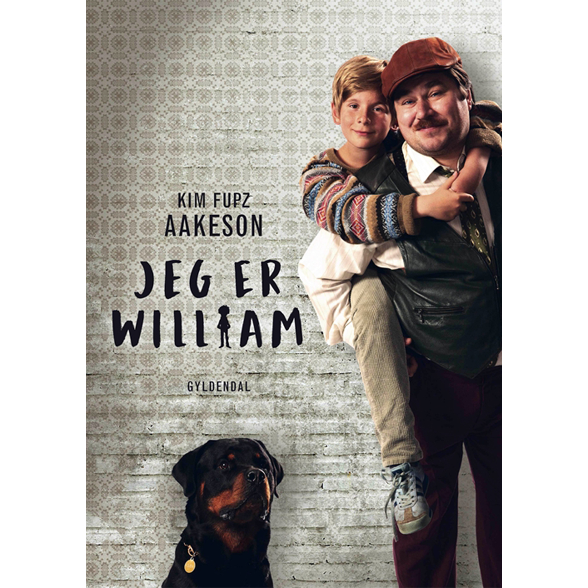 Image of   Jeg er William - Bogen bag filmen - Indbundet
