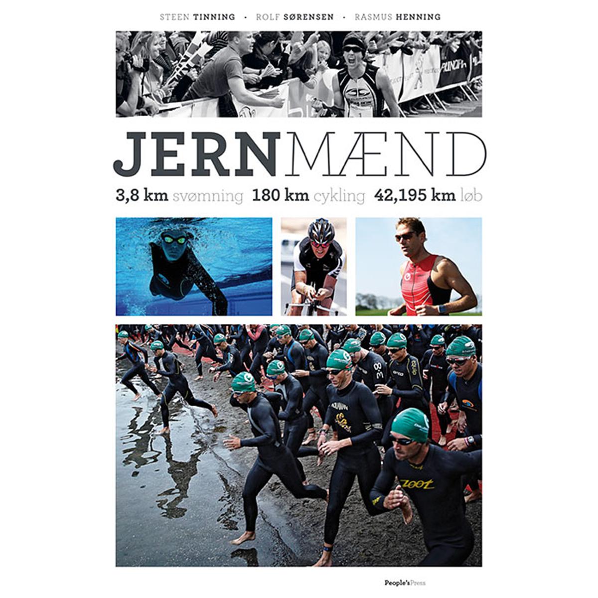 Image of   Jernmænd - Hæftet