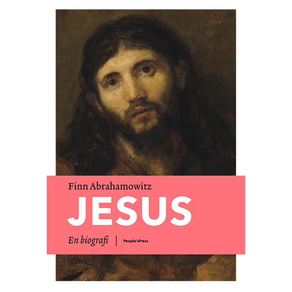Jesus - en biografi - Hardback