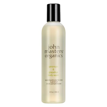 John Masters Geranium & Grapefruit Body Wash - 236 ml Med duft af geranium og grape