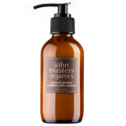 Image of   John Masters Jojoba & Ginseng Exfoliating Face Cleanser 118 ml