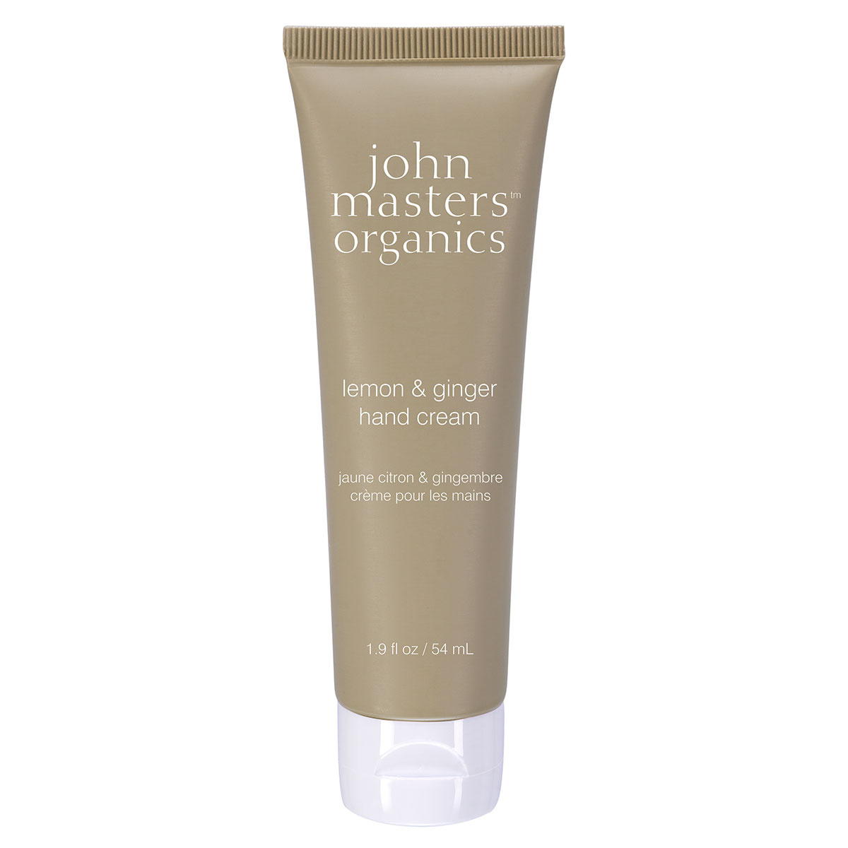 John Masters Lemon & Ginger Hand Cream - 54 ml