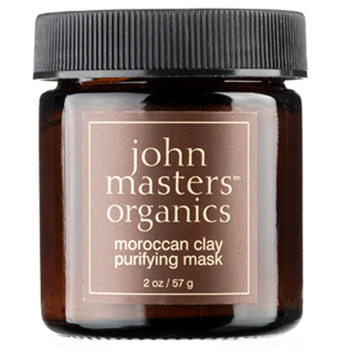 Image of   John Masters Moroccan Clay Purifying Mask - 57 g