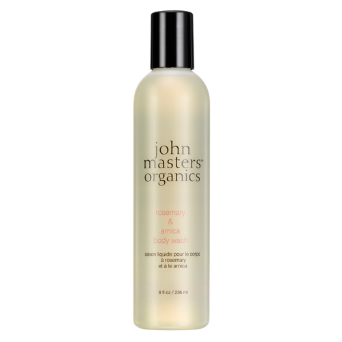 John Masters Rosemary & Arnica Body Wash 236 ml Cremet bodywash til normal hud