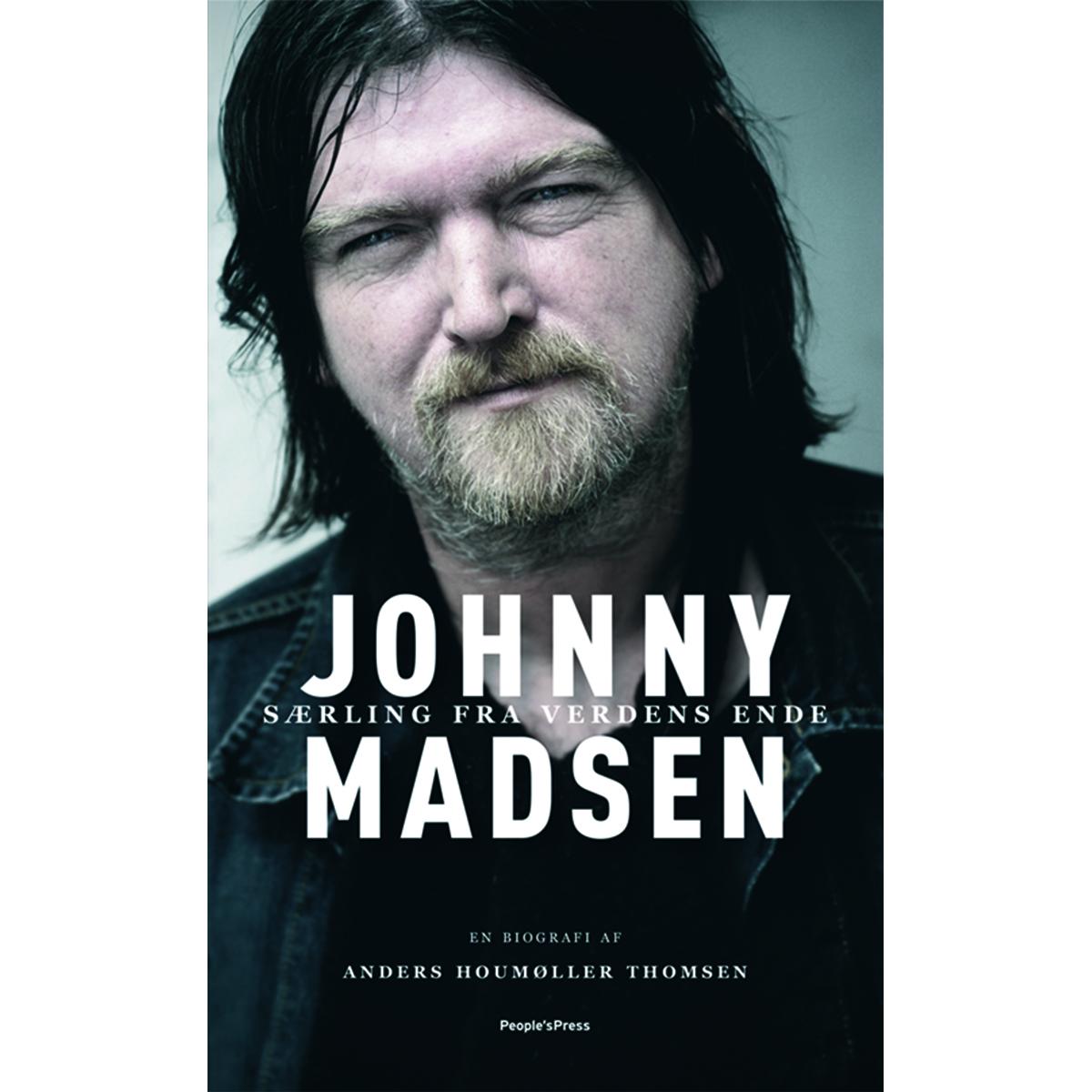 Johnny Madsen - særling fra verdens ende - Paperback