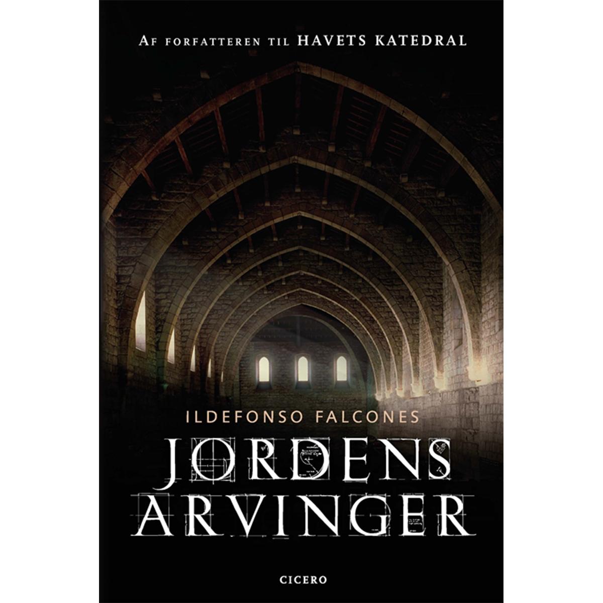 Image of   Jordens arvinger - Indbundet