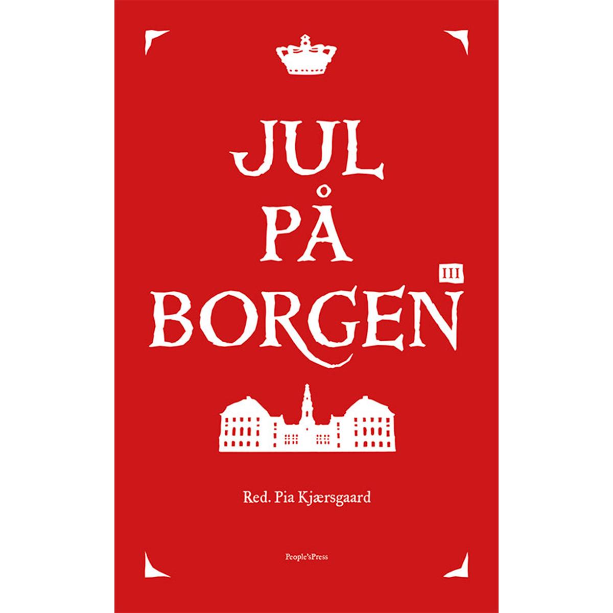 Image of   Jul på Borgen III - Indbundet