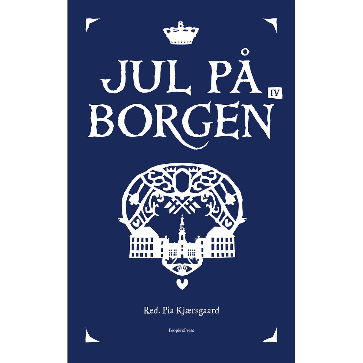 Image of   Jul på Borgen IV - Indbundet