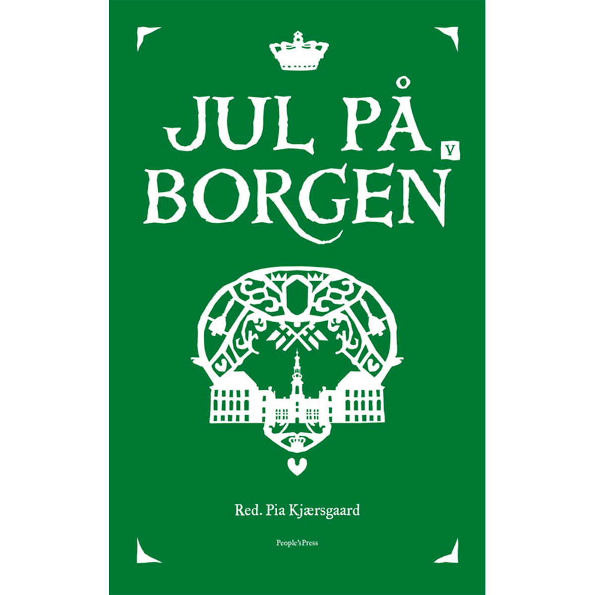 Image of   Jul på Borgen V - Hæftet