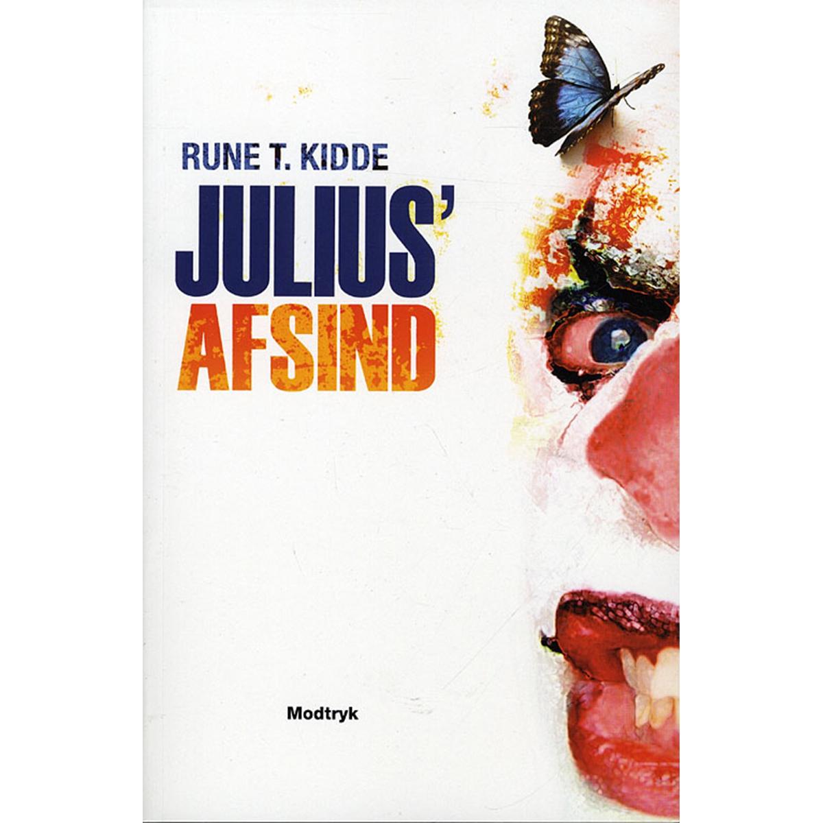 Image of   Julius afsind - Hæftet