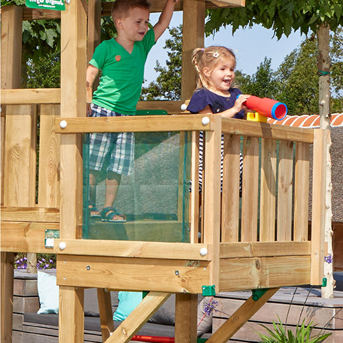 Image of   Jungle Gym Balcony Module