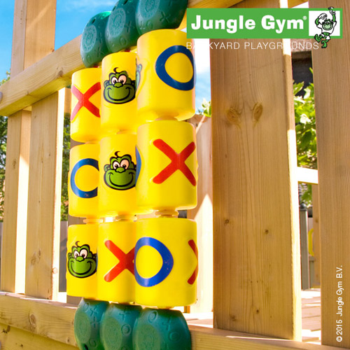 Image of   Jungle Gym kryds & bolle modulsæt