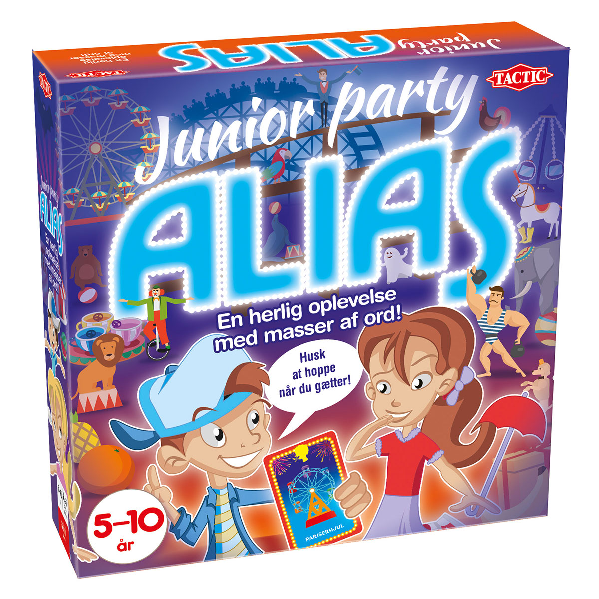 Image of   Junior Party Alias