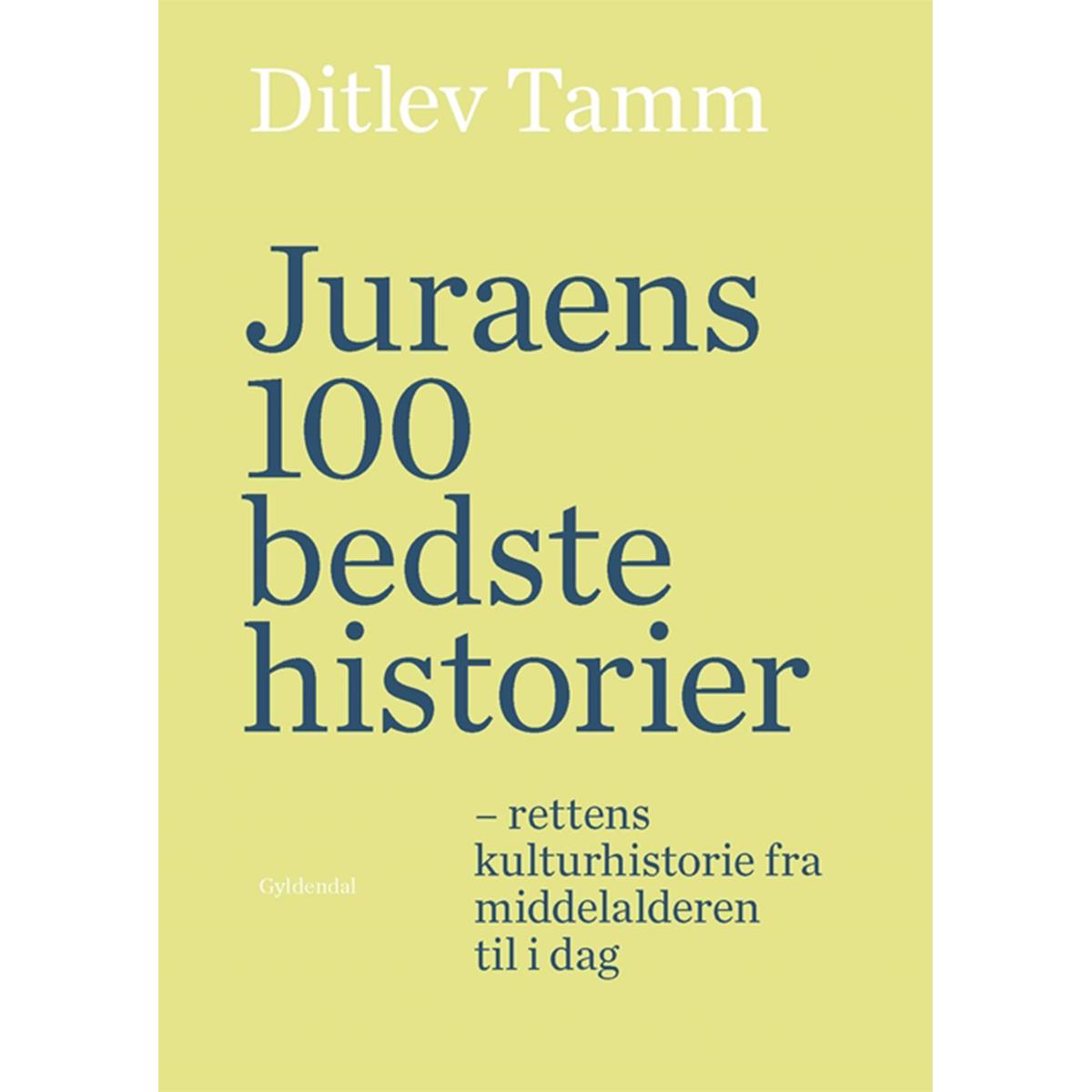 Image of   Juraens 100 bedste historier - Indbundet
