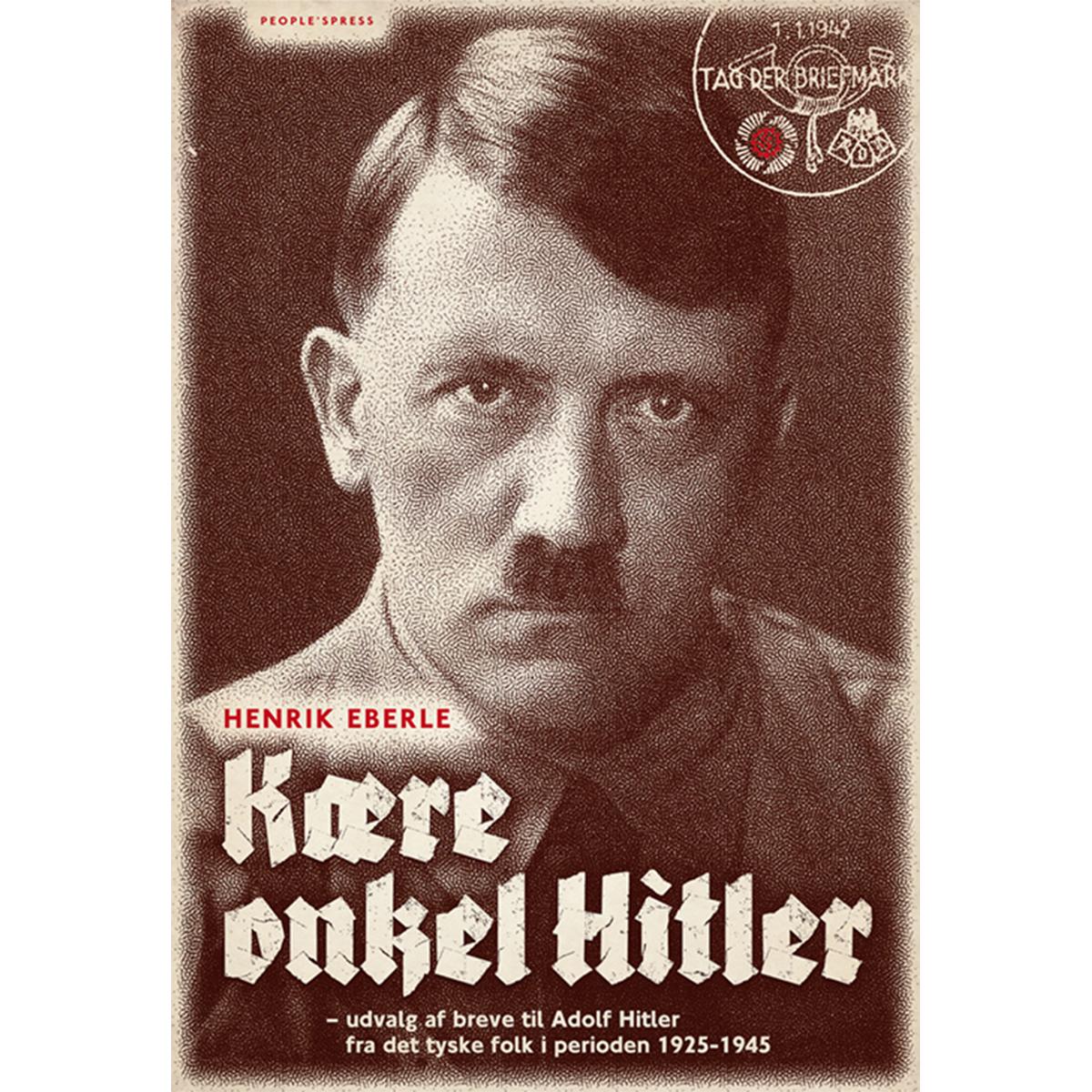 Image of   Kære onkel Hitler - Indbundet