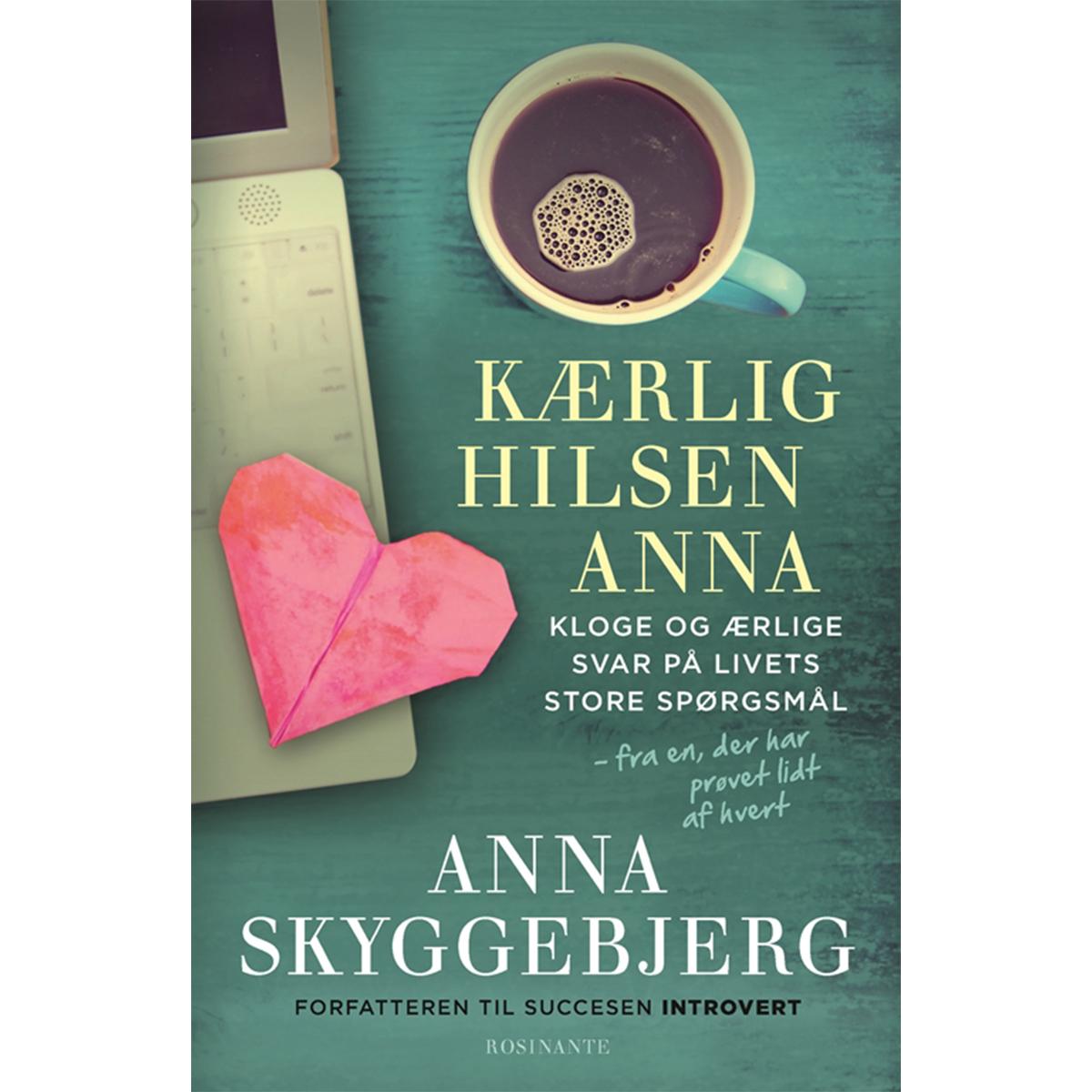 Image of   Kærlig hilsen Anna - Indbundet