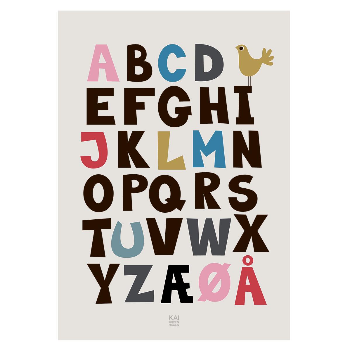 Kai Copenhagen plakat - ABC