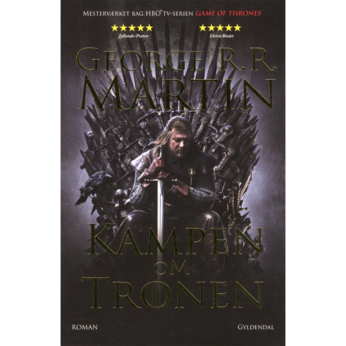 Image of   Kampen om tronen - Game of Thrones 1 - Paperback