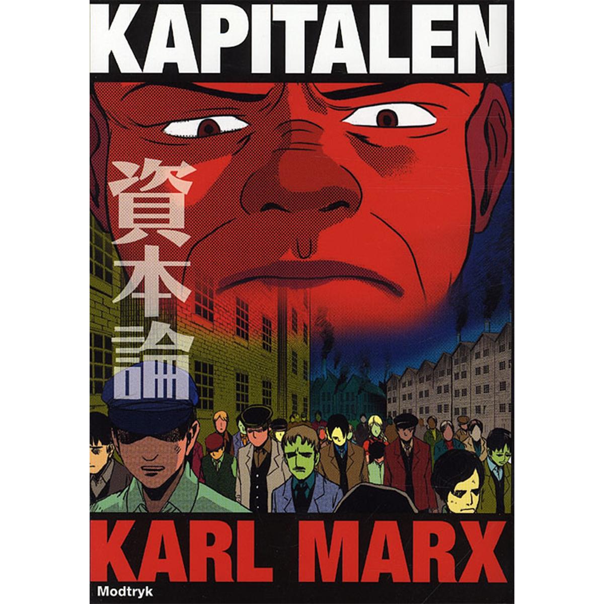Image of   Kapitalen - Paperback