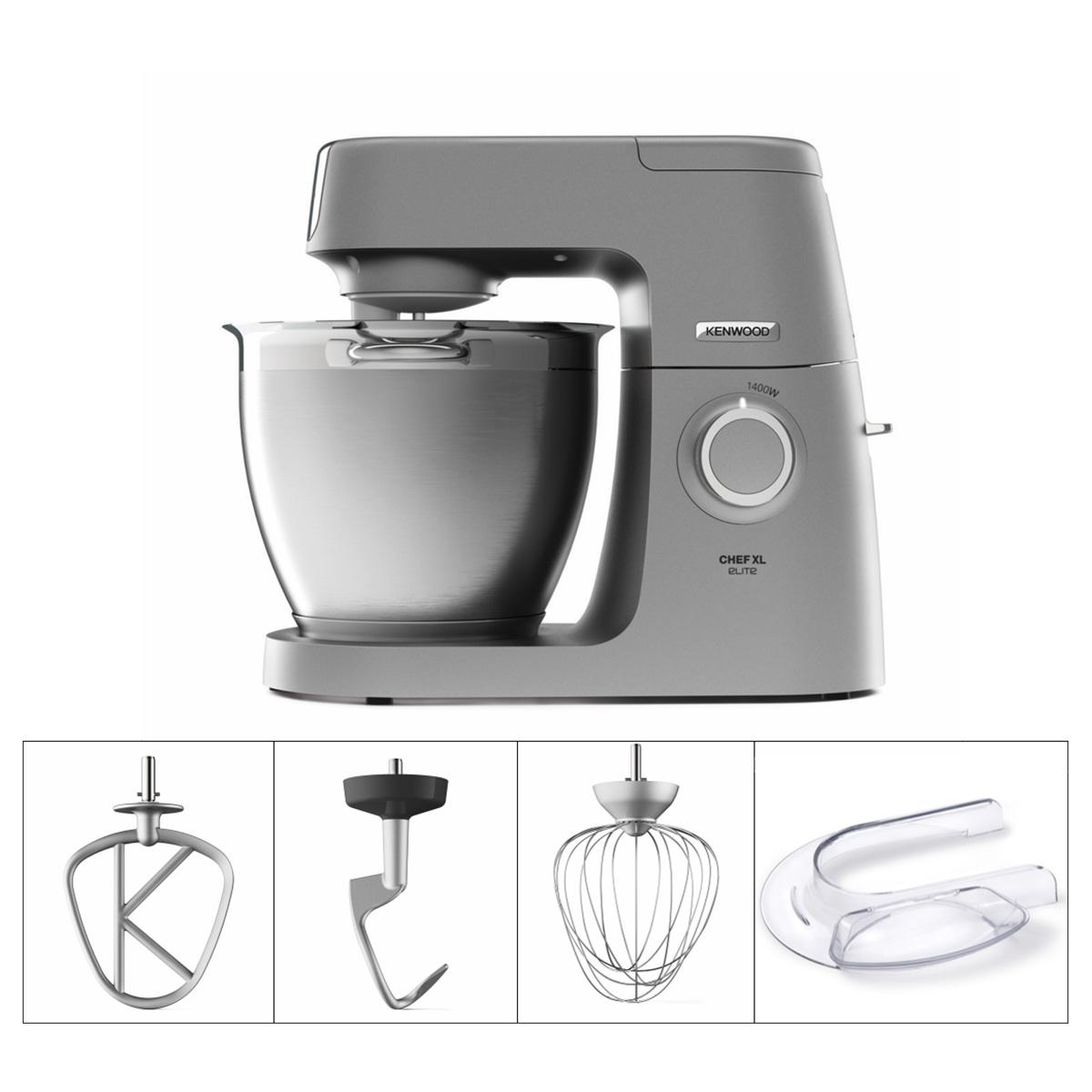 Image of   Kenwood køkkenmaskine - Chef XL Elite - KVL6100S
