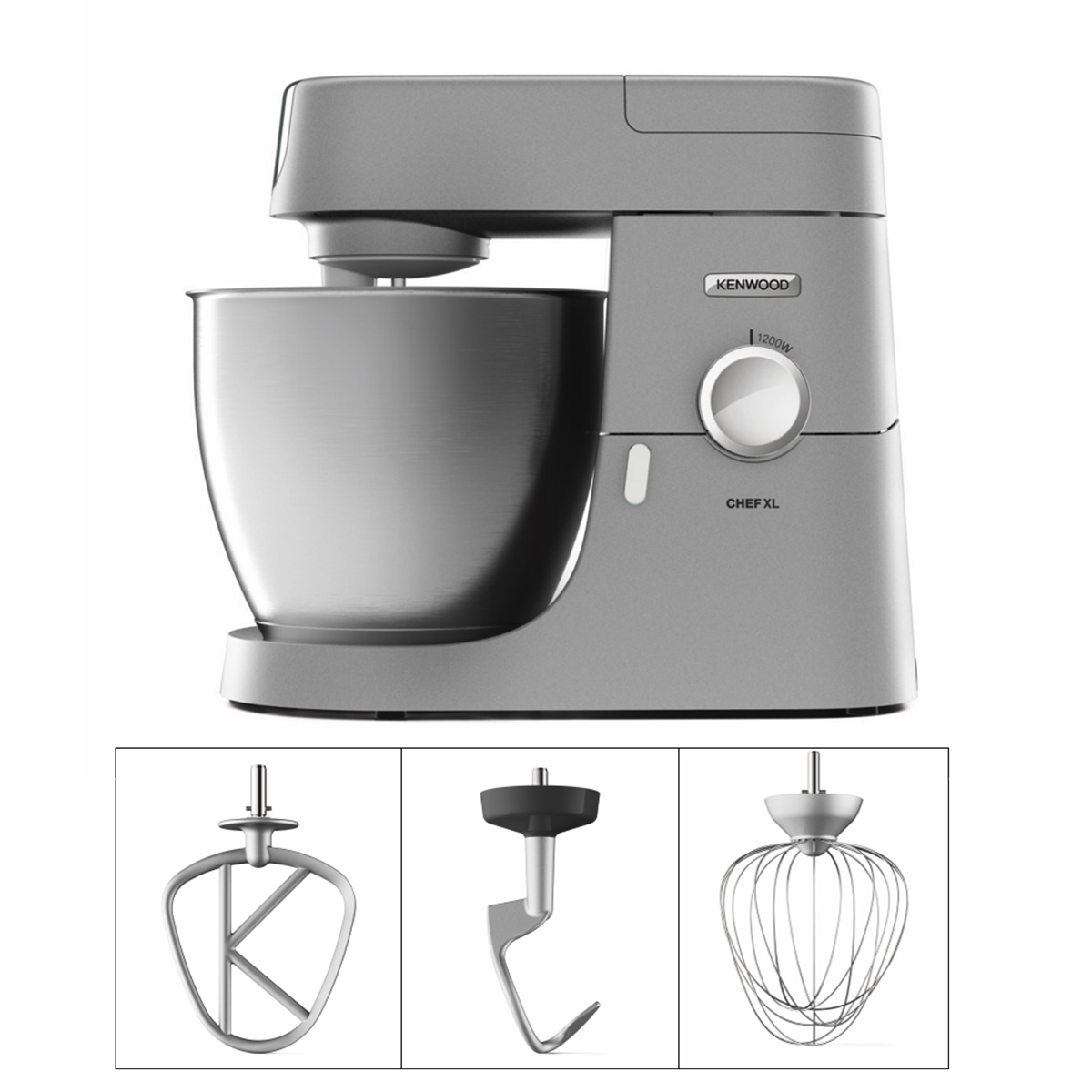 Image of   Kenwood køkkenmaskine - Chef XL - KVL4100S