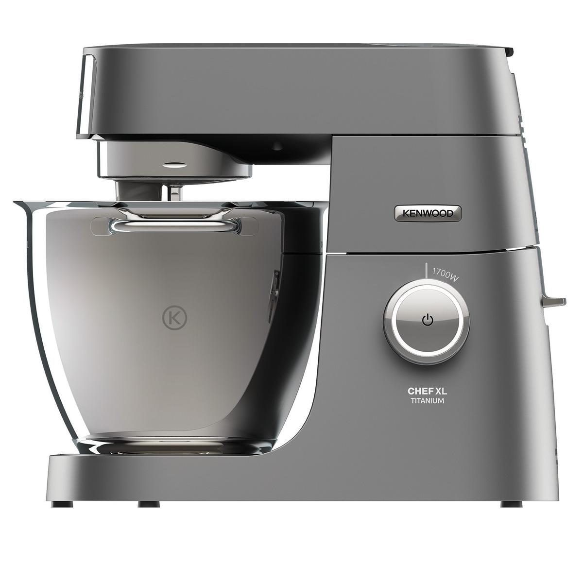 Kenwood køkkenmaskine - Chef XL Titanium - KVL8300S