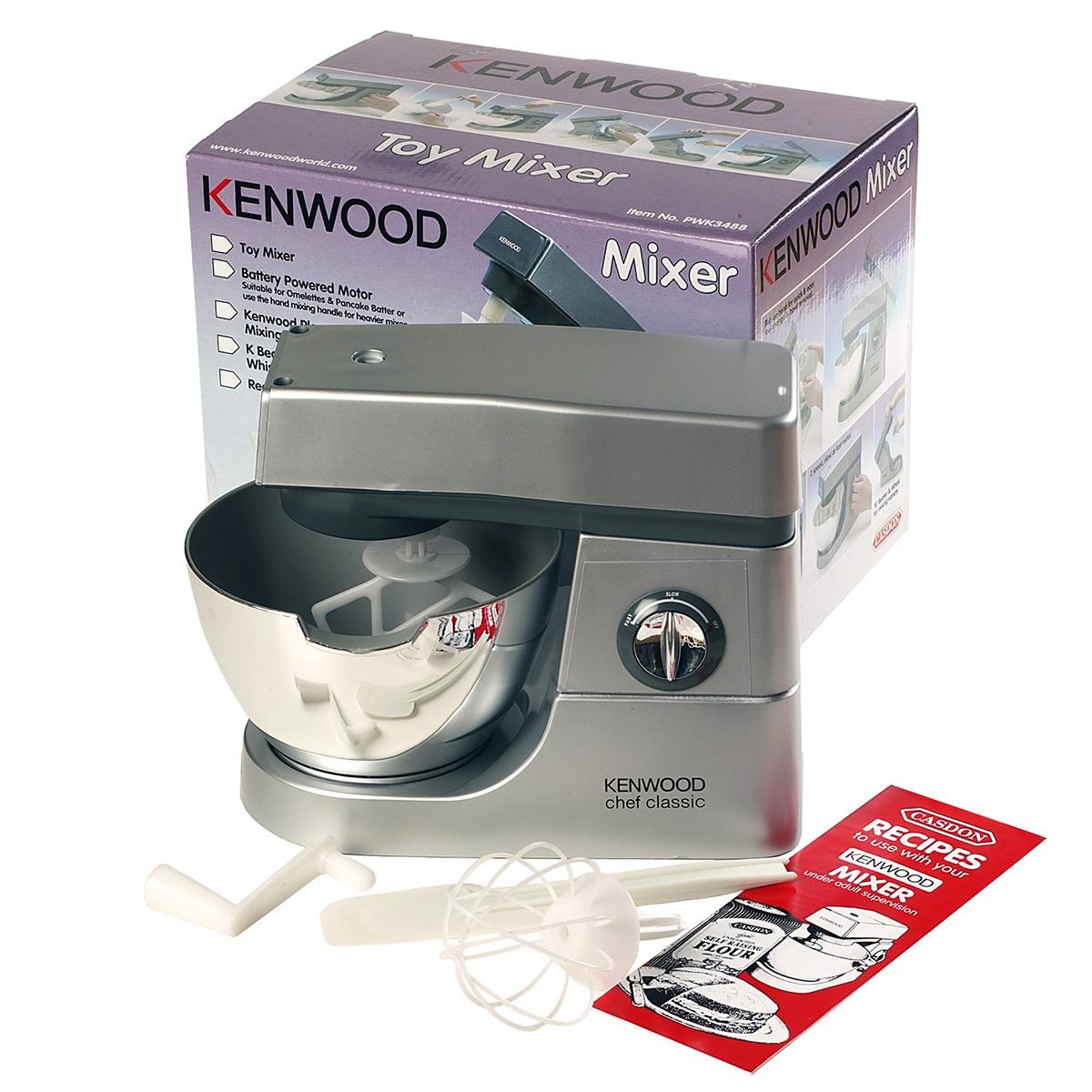 Image of   Kenwood køkkenmaskine - Toy